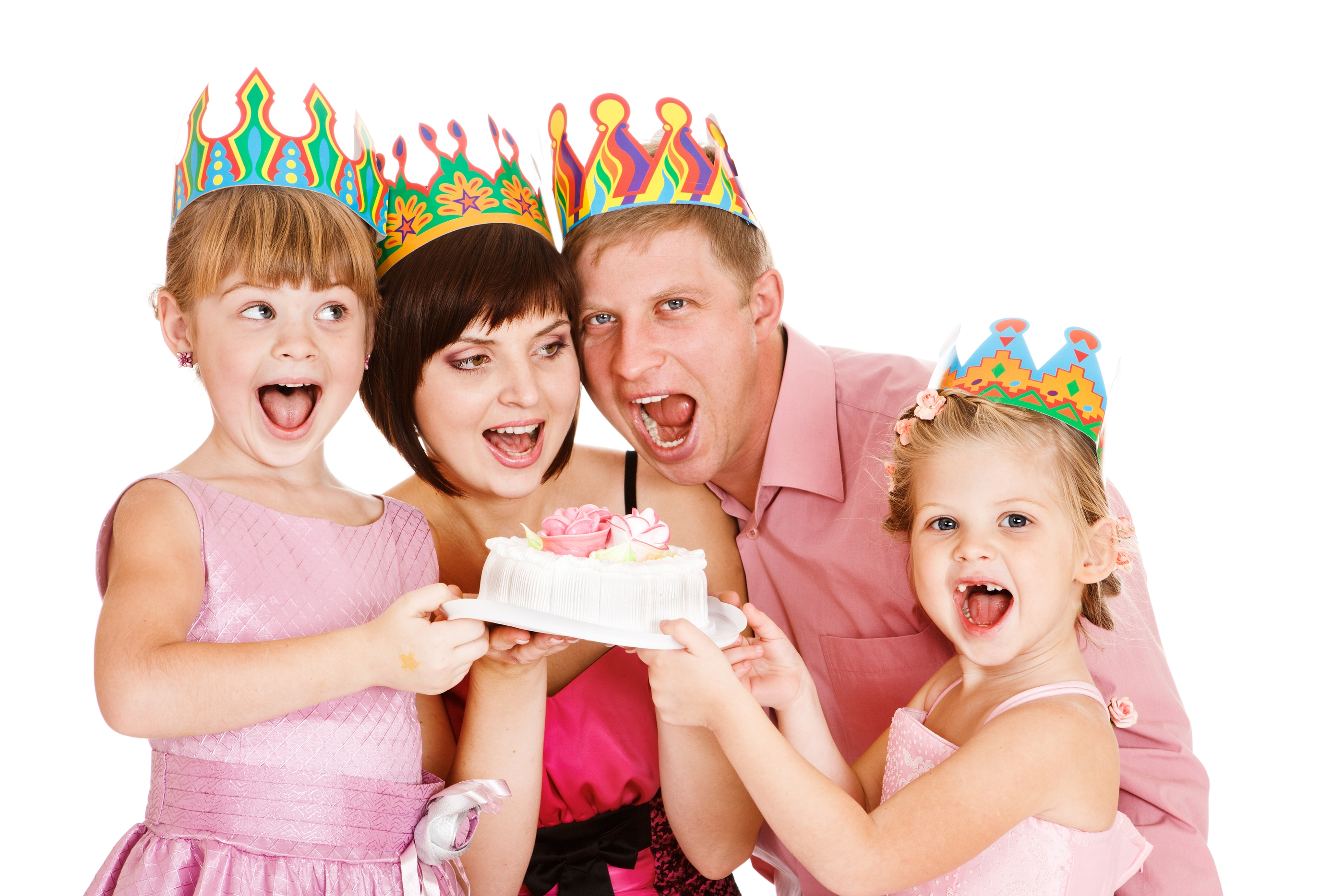 bigstock-Cheerful-family-holding-cake-24821780